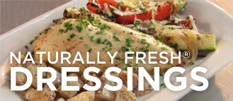 Naturally Fresh® Dressings